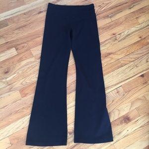Lululemon Black Classic Yoga Pants