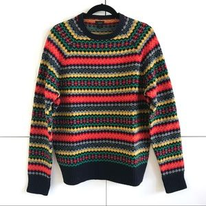🆕 NWOT Men's J. Crew Lambswool Sweater