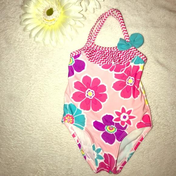 Swimwear Baby Girl Swimsuit 0-3