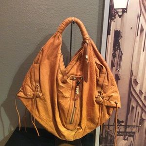 Oryany Heather Leather Bag