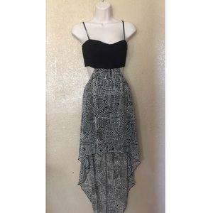 Forever 21 Aztec Revealing Dress