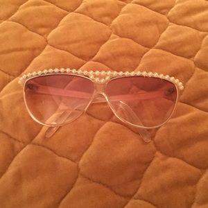 Vintage 1980's Piave glasses/sunglasses