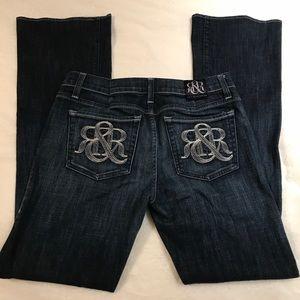 Rock & Republic Kasandra Bootcut Jeans - Size 31