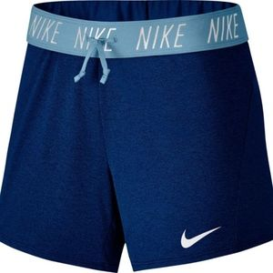 Nike Womens 5'' Heatherized Attack Shorts, NWT XS