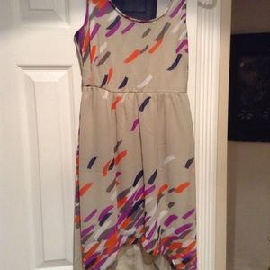 High low dress NWOT