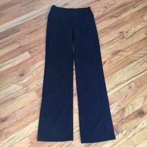 Lululemon Astro Black Yoga Pants