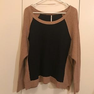 Free People size small sweater