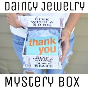 Holiday Gifts/Reseller Mystery Jewelry Box