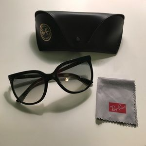 Ray bans cats 1000 sunglasses