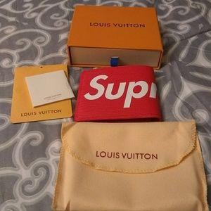 """Louis Vuitton Supreme Wallet """"Black Friday Sale"""""""
