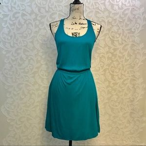 NWT Forever 21 Teal Dress Size Small
