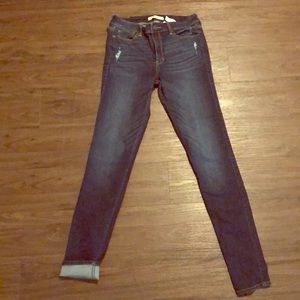 Abercrombie & Fitch Skinny mid rise