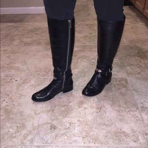 Michael Kor leather boots, size 7M