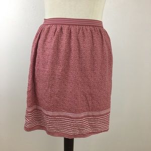 Old Navy Small Mauve A Line Skirt