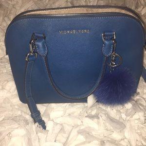 Royal blue Michael Kors Bag