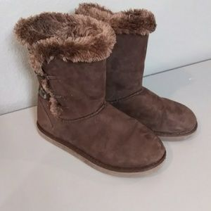 Shoes - Women's Brown Winter Boots