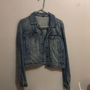 American eagle vintage denim jacket