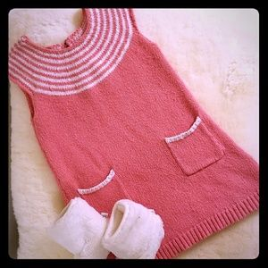 Baby Boden Knitted Dress