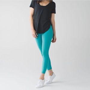 Lululemon Align Turquoise Legging