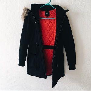 Black Winter Coat❄️
