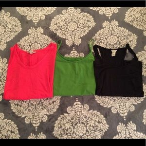 3 cute tops bundle