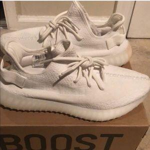 Yeezy Boost 350 Cream Whites
