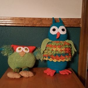 Other - Crocheted animals