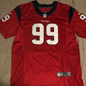 new arrival f9194 336f1 J.J Watt Houston Texans Nike Elite Jersey NWT