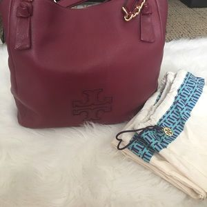 EUC Tory Burch Harper Hobo Bag