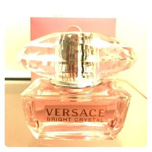 Like New Versace Bright Crystal Eau de Toilette