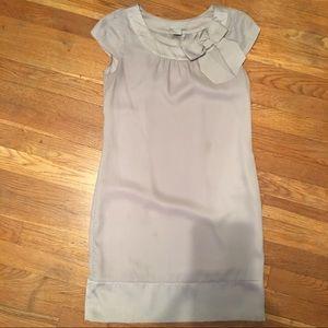 H&M Gray Bow Dress 2