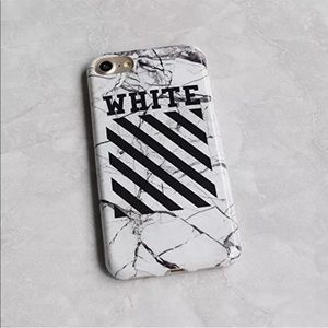 OFF-White iPhone 6-8+ Soft Case