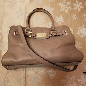 Michael Kors Hamilton crossbody satchel