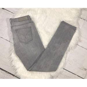 {Calvin Klein} Ultimate Skinny Jeans Light Gray 6