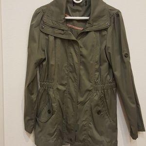Military cape coat