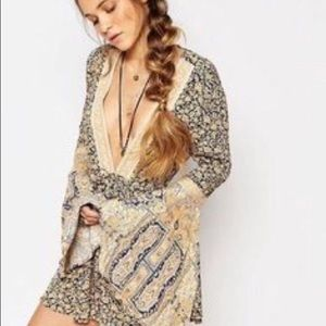 Free People Jumper/Romper