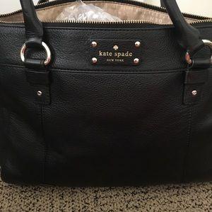 EUC Kate Spade Leather Satchel