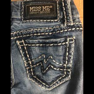 ♻️ Miss Me Skinny Denim Jeans size 24