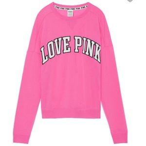 ‼️ONE DAY SALE‼️ PINK Boyfriend Crew Jacket