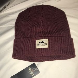 Hollister beanie new with tags