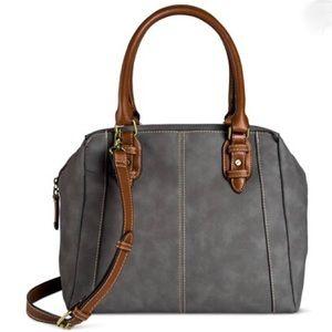 Merona satchel handbag