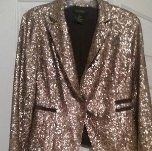 Glitter jacket