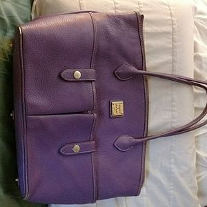 Lavender Dooney & Bourke handbag