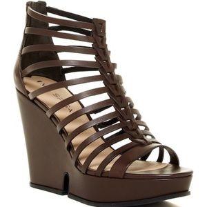 Via Spiga 'Walena' Platform Wedge Sandals