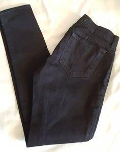 J Brand Black skinny Jeans!