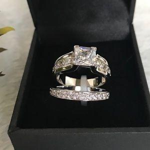 NEW Wedding Ring set 💍 size 9