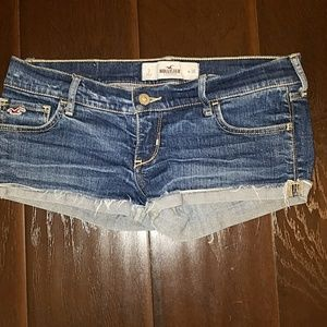 Ultra flattering booty shorts in great condition