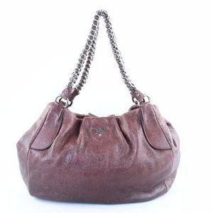 Degrade Cervo Lux Chain Hobo 11pr1120 Shoulder Bag