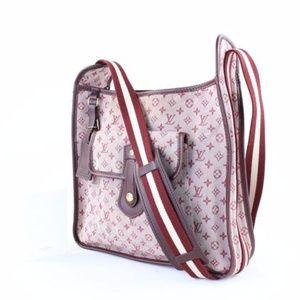 Louis Vuitton Cherry  Mini Lin Mary Kate CrossBody