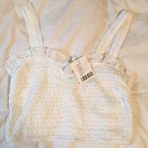 NWT Urban Outfitters White Top